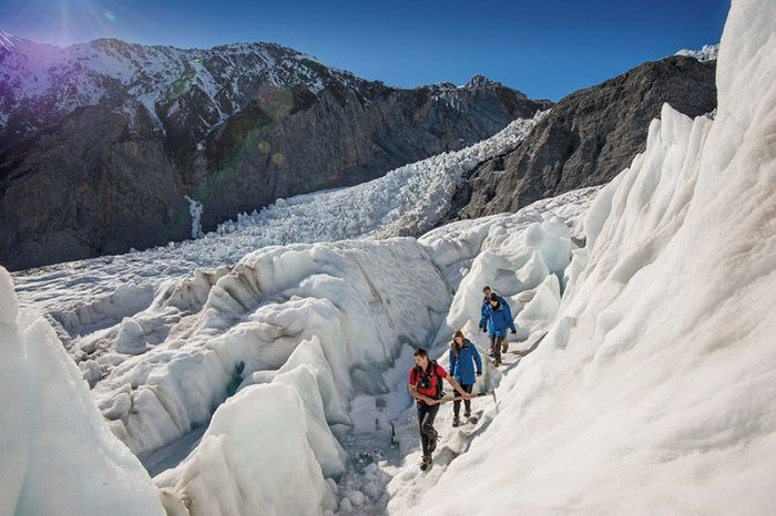 Franz Josef Glacier Guides - Ice Explorer site