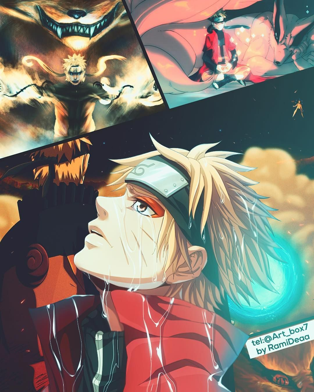 naruto anime art design wallpaper pinterest