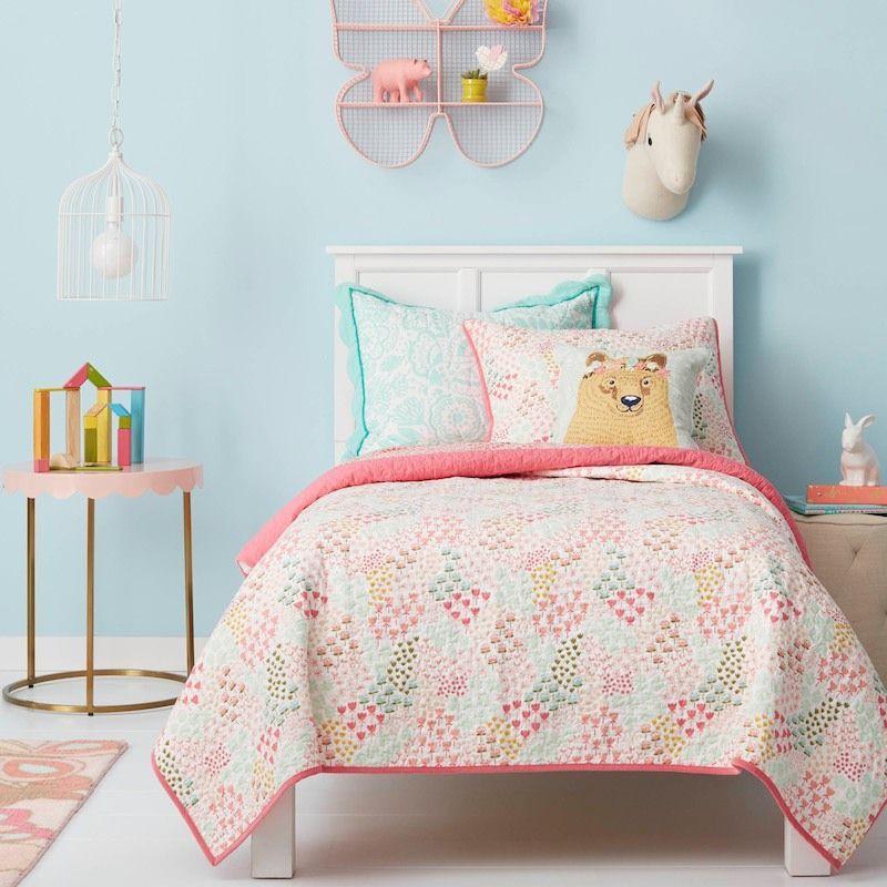 kid room decor baby bed
