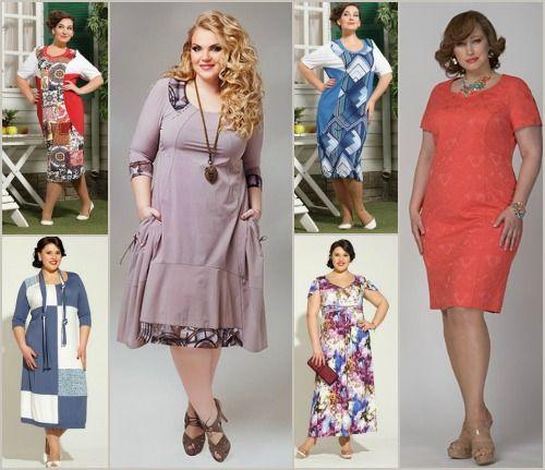 Выбор моделей платьев