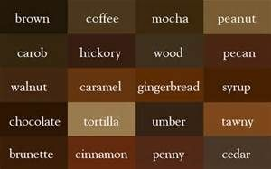Different Shades of Brown - Bing images | primitive | Brown