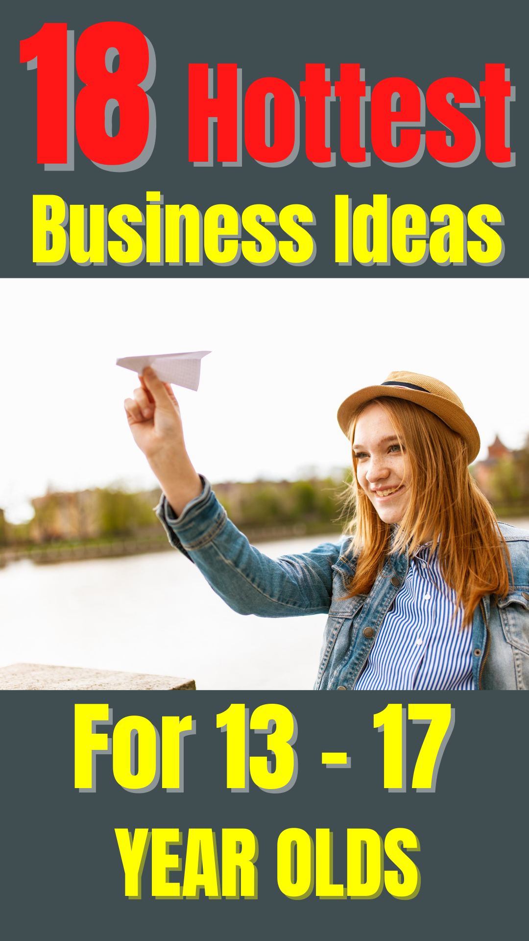 Business Ideas For 13 14 15 16 17 Year Olds Online Business Ideas High Income Skills Jobs For Teens Easy Business Ideas Online Business