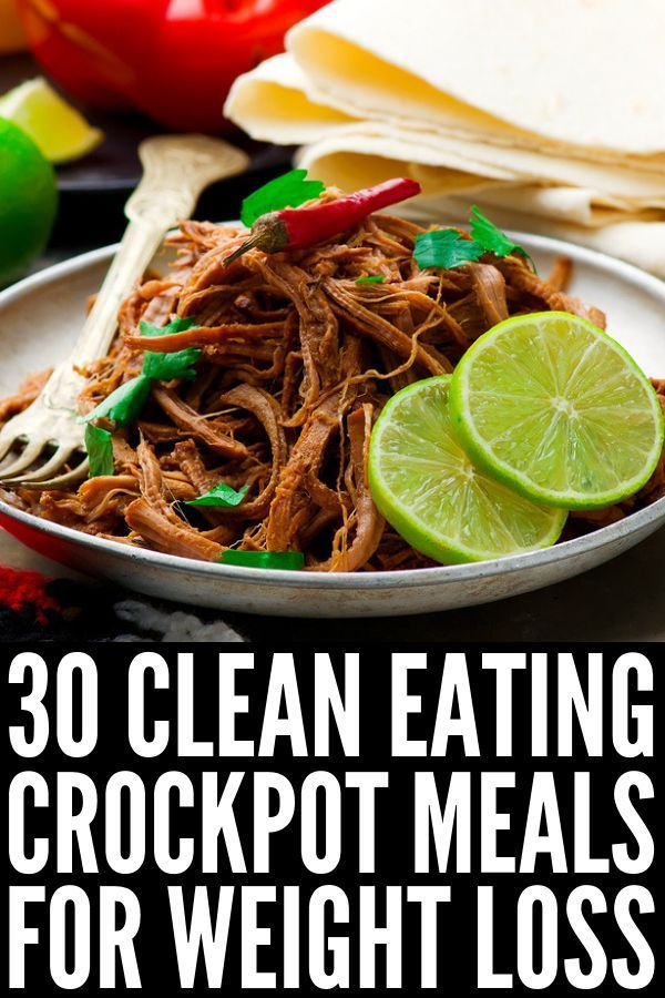 18 healthy recipes For Weight Loss slow cooker ideas