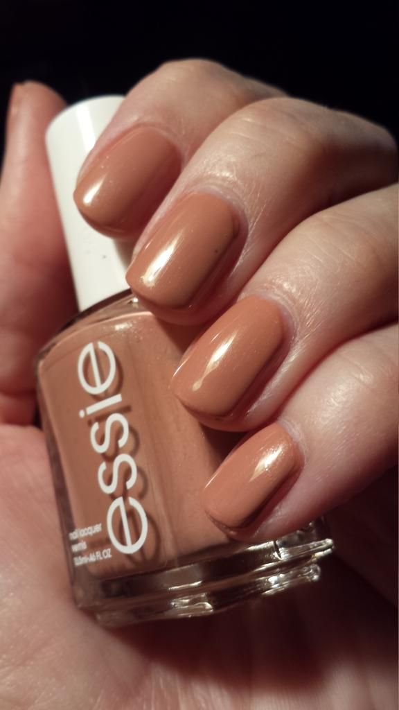 Essie Mamba - A simple, pretty pinky-brown-tan neutral. | Nail ...