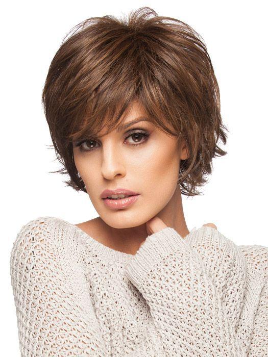 Женская стрижка итальянка на короткие волосы   Прически ...