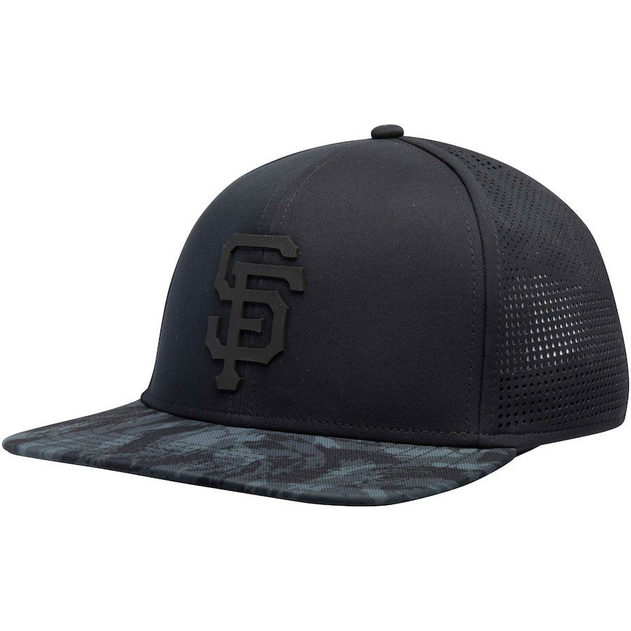 save off 0710a 92ec1 Men s San Francisco Giants Under Armour Black Tonal Camo Trucker Snapback  Adjustable Hat, Your Price   34.99