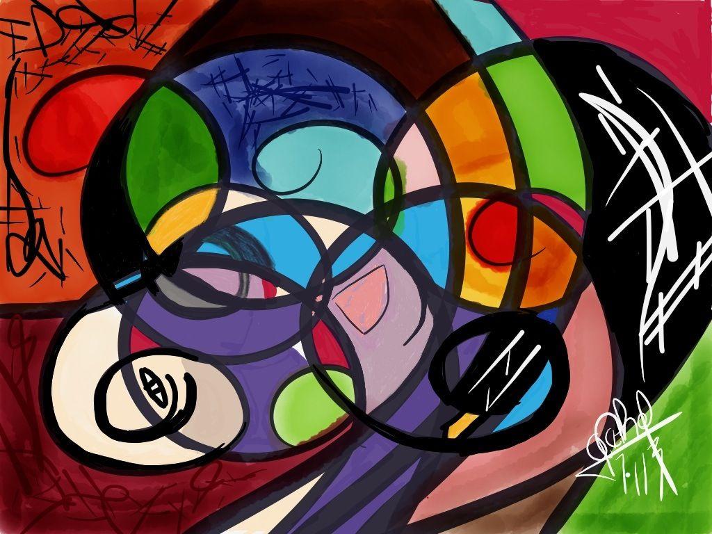 Fibonacci....  Glicée  on canvas since  $70.00  Para adquisición: arteracines@yahoo.es