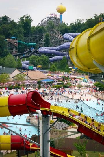 Enter This Sweepstakes By August 15 And You Could Win Tickets To Holiday World Splashin Safari With Overnights Holiday World Summer Sweepstakes Lake Rudolph
