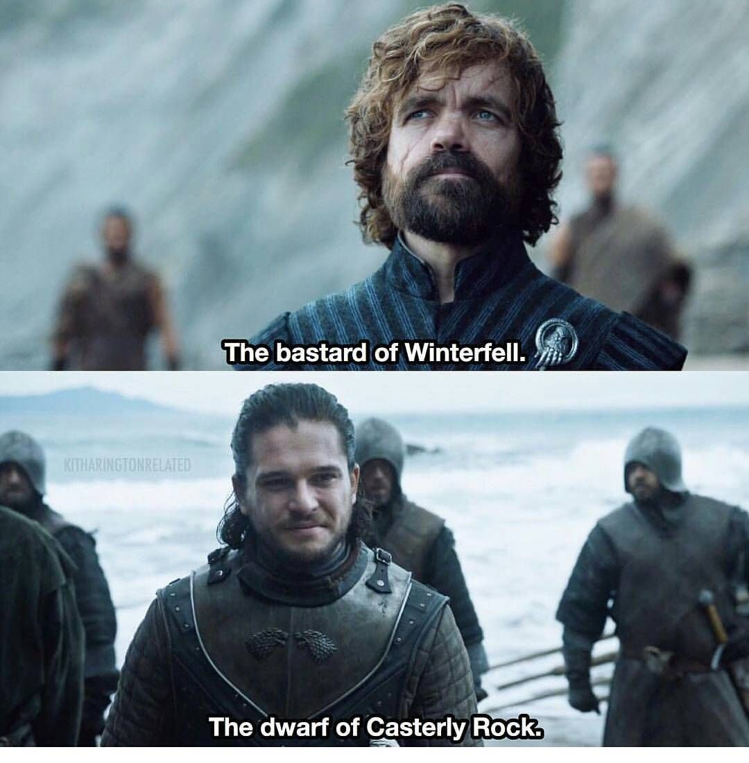 Loved this reunion #GameOfThrones