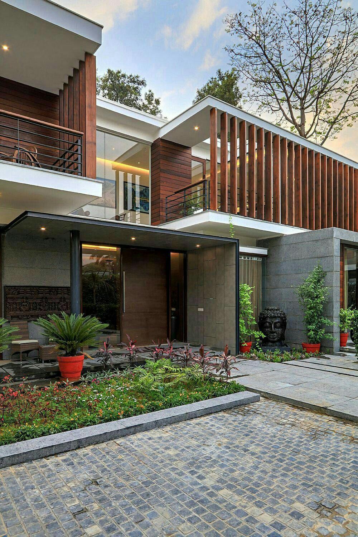 Pin von Việt Bùi Hữu auf Exterior | Pinterest | Architektur, Moderne ...