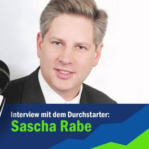 DVAG Vermögensberater und Führungskraft. Ehemalis jüngster Bankdirektor Deutschlands: Sascha Rabe