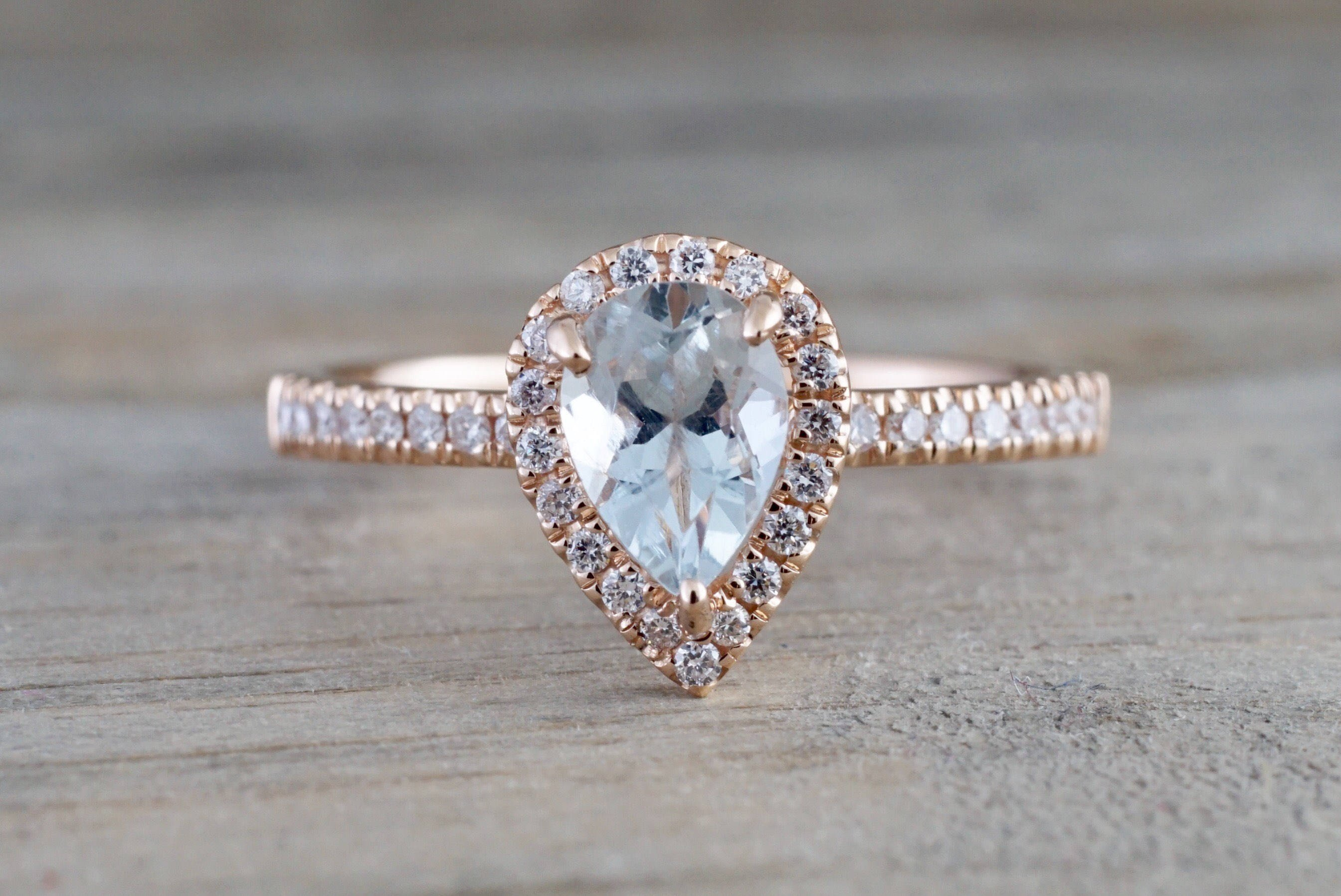 sea of marine aquamarine le ring vian with strawberry rings wedding gold aqua in blue elegant morganite