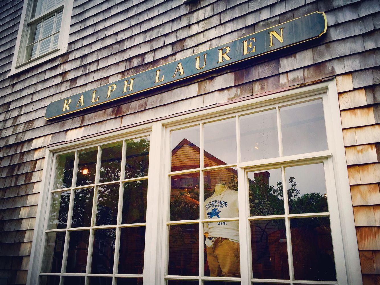 Ralph Lauren Nantucket