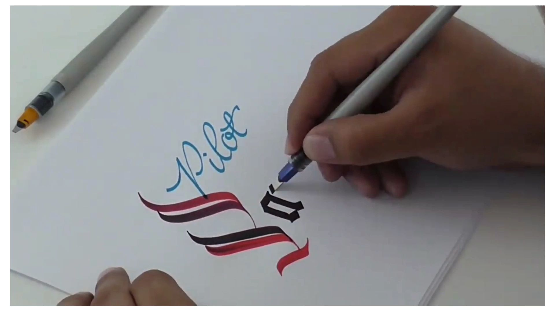 Do you love calligraphy this is a must have