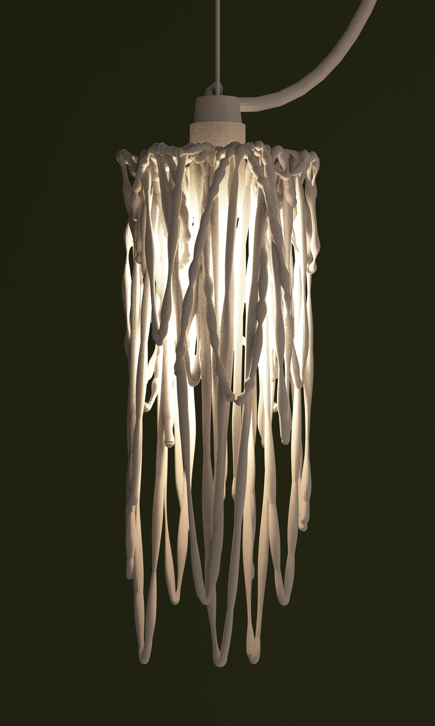 lamp shade 3d print by studioluminaire.Join the 3D Printing ...