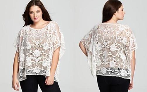 13e89d02eedda plus size lace tops for women Plus Size Lace Tops Ideas