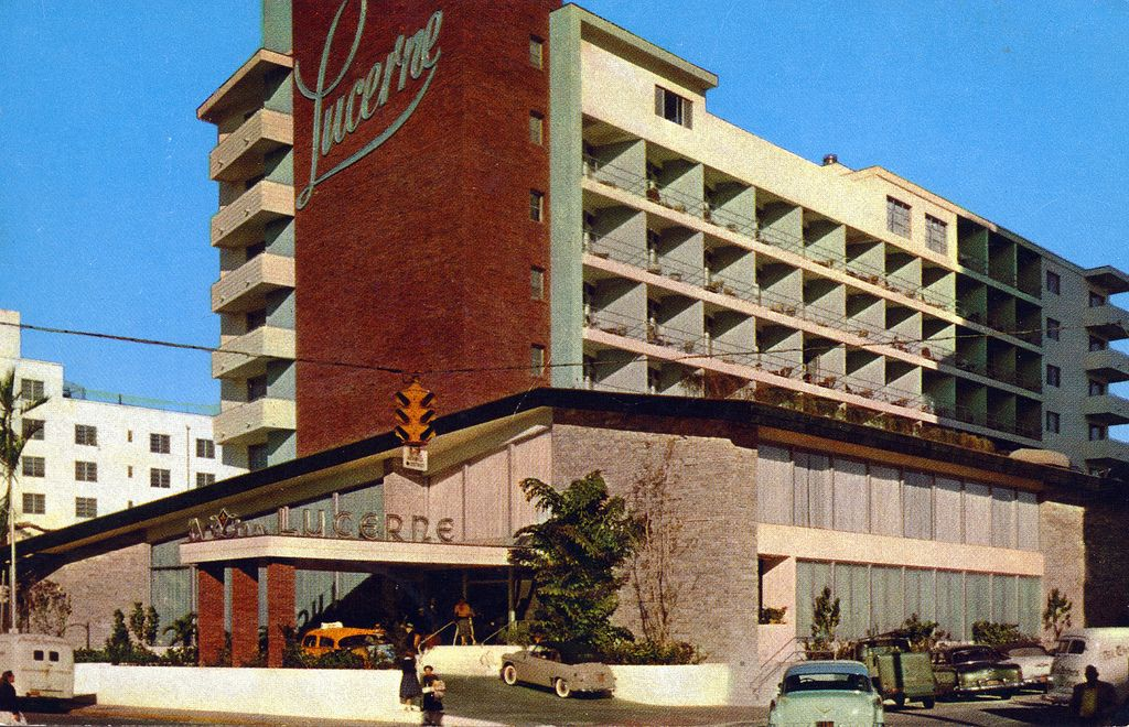Lucerne Hotel Miami Beach Fl With Images Miami Beach Hotels
