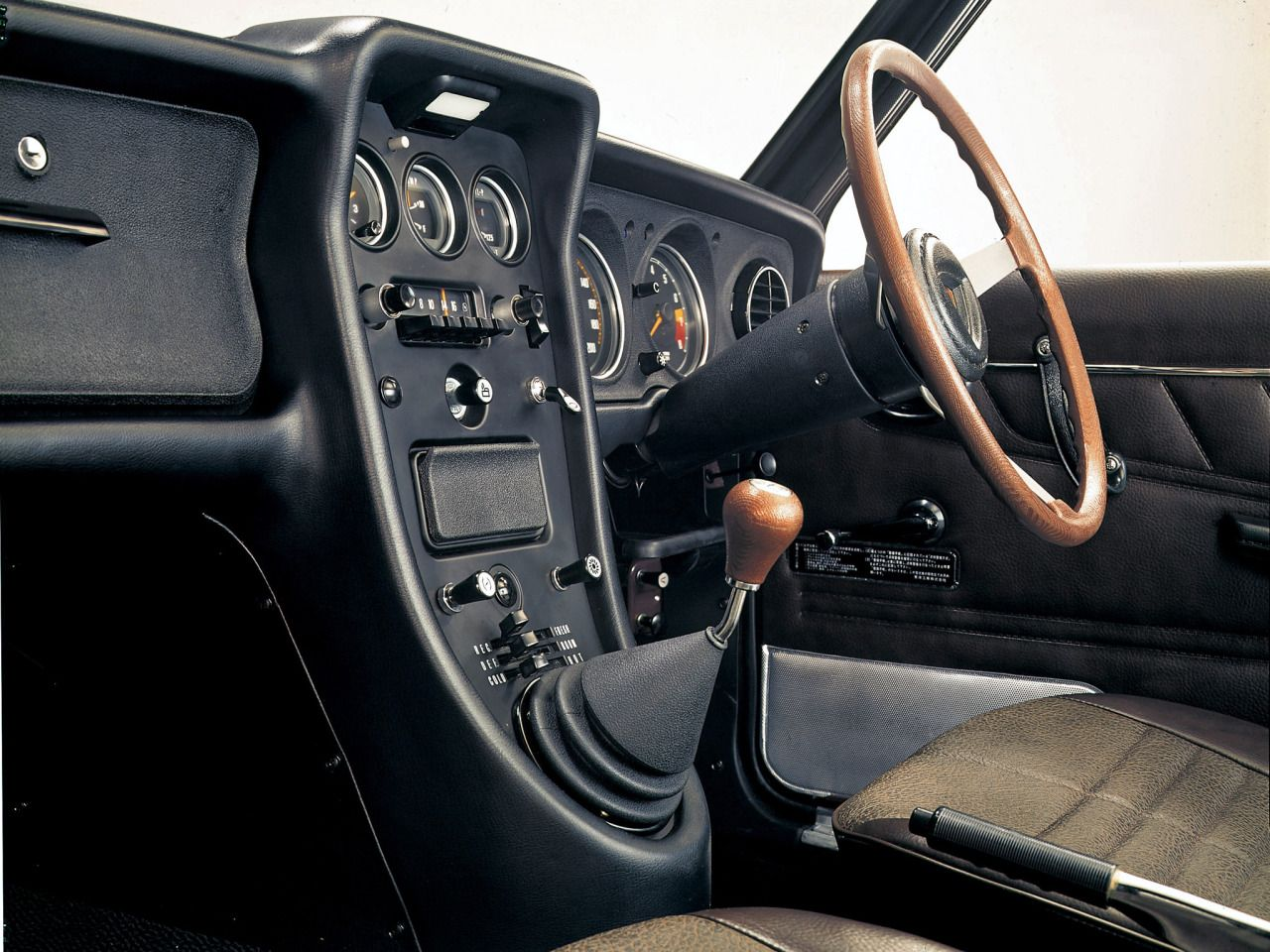 Car interior maintenance - 1968 Mazda Familia Maintenance Restoration Of Old Vintage Vehicles The Material For New