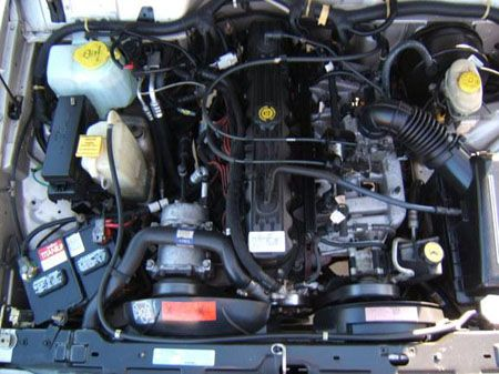 1999 Jeep Cherokee Used Engine Description Gas Engine Nr 195