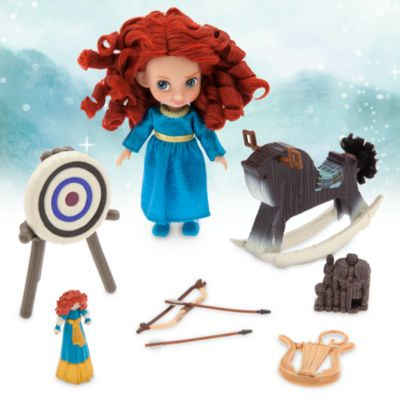 Official Disney Store Brave Merida filles Archery bow and arrow Set Toy Playset