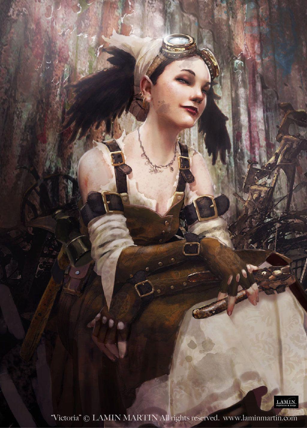 Victoria Elementsworkshop Deviantart Fantasy Art