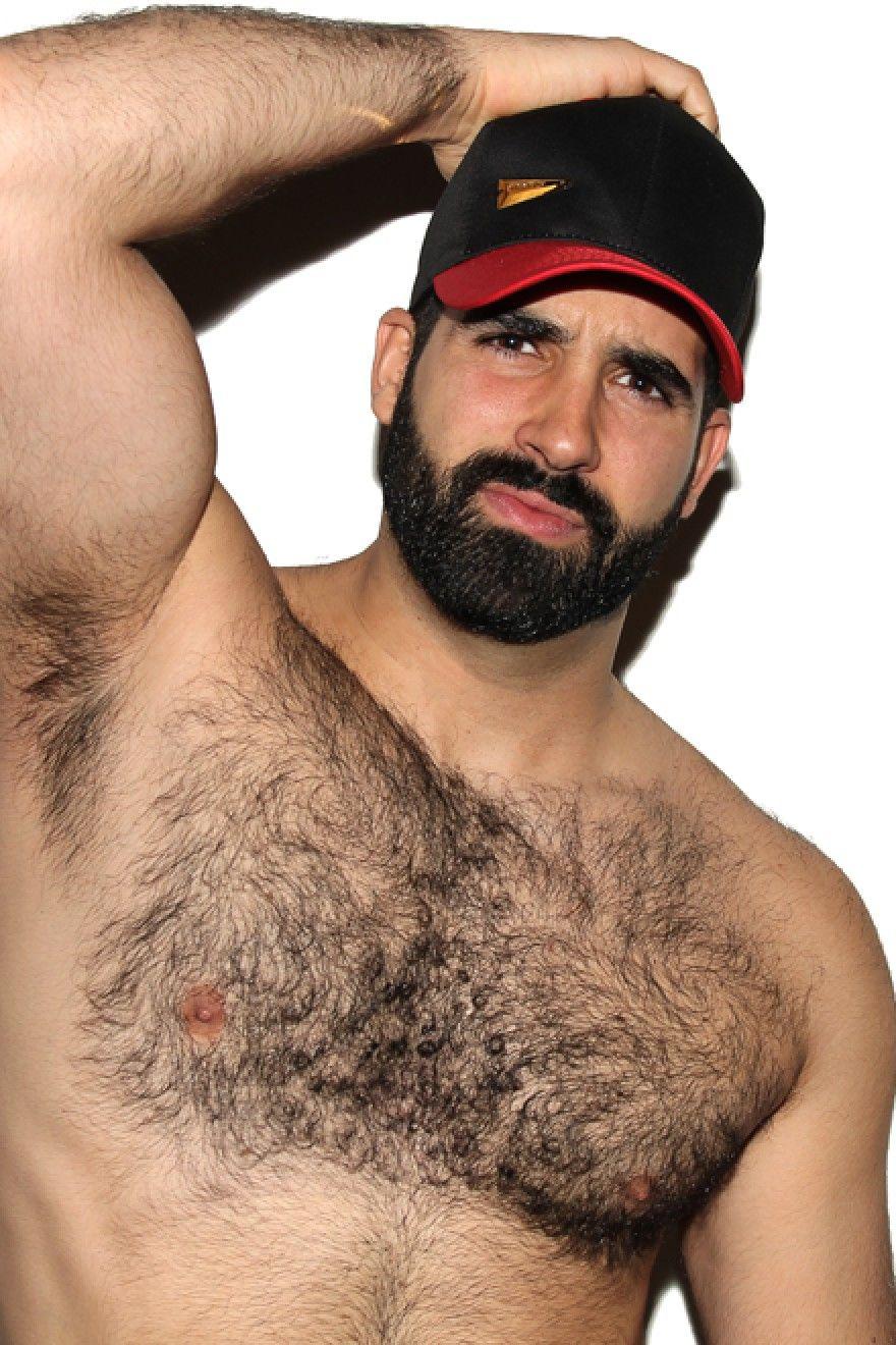 hairy gay beard