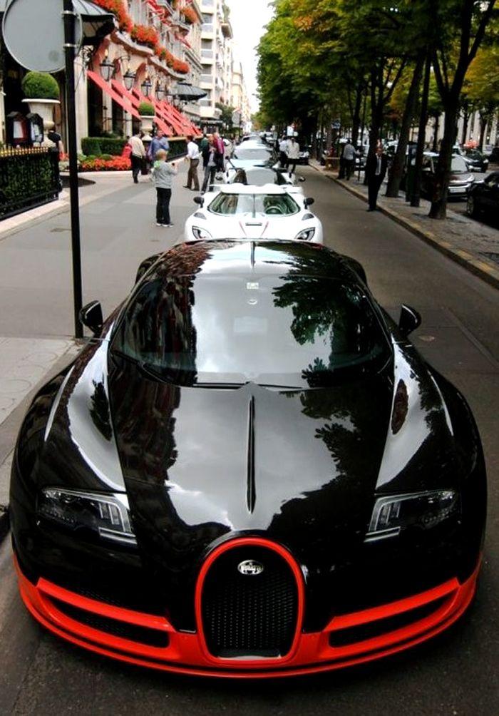 60 Stunning Bugatti Photographs   Pinterest   Bugatti veyron, Super on