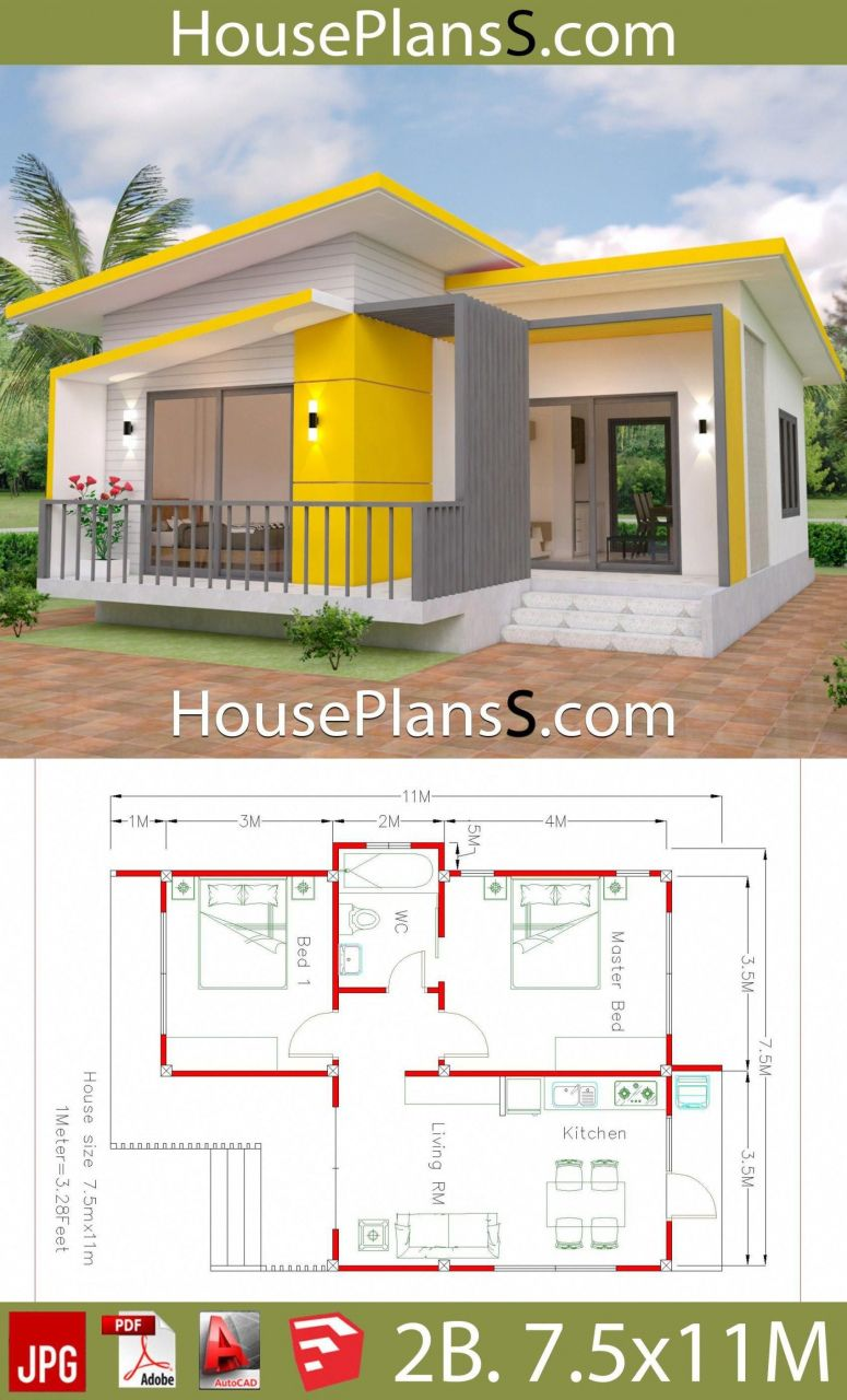 28 Make House Design 2022 Sims House Plans Small House Design Plans Bungalow House Design