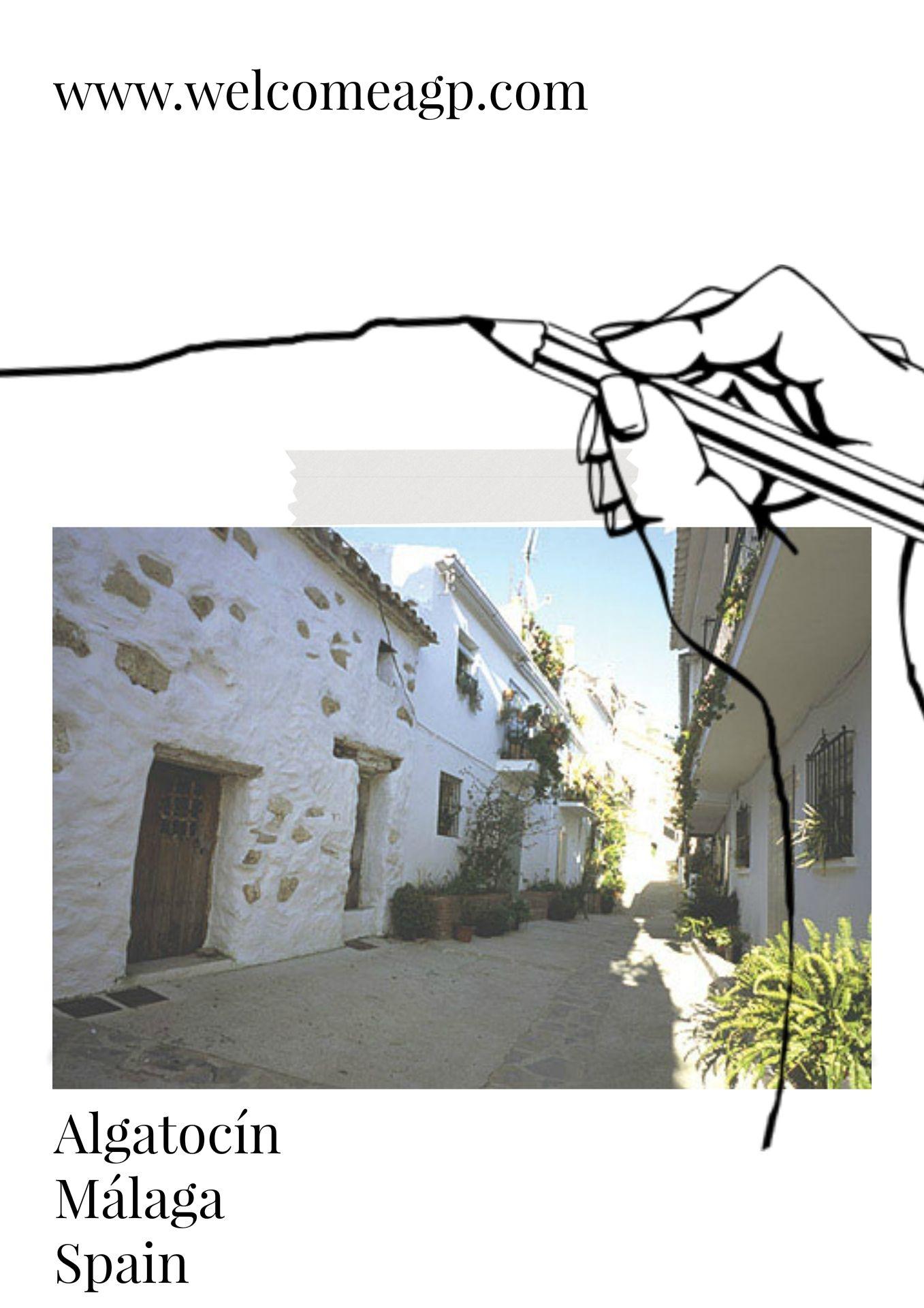 @Algatocin #Malaga #Spain