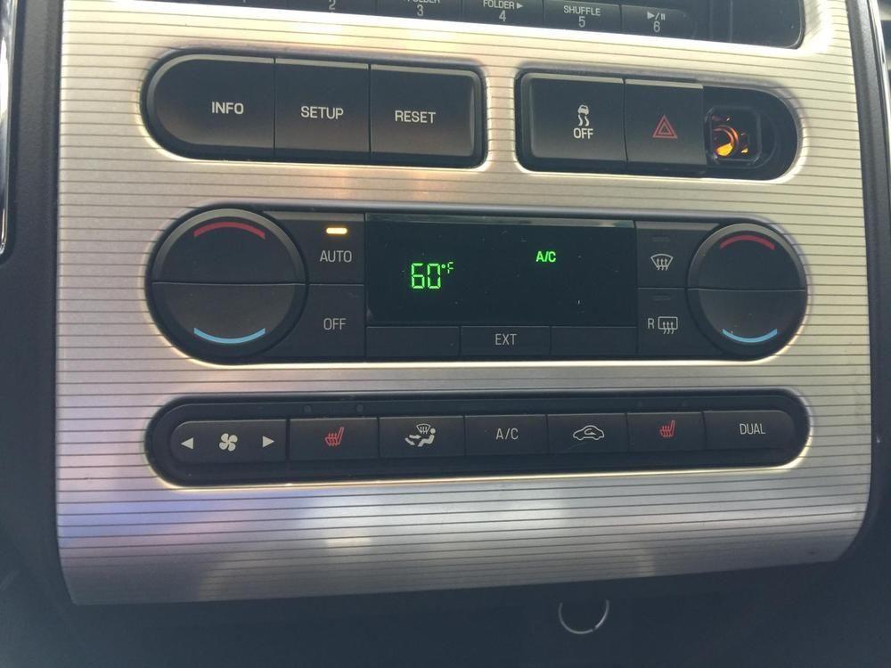 Ford Edge Heat Ac Controller Main Ac Automatic Control