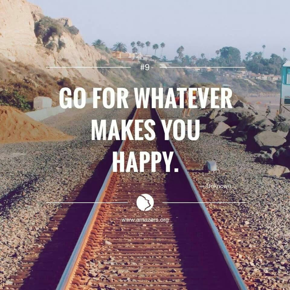 Do What Makes You Happy Quotes. QuotesGram