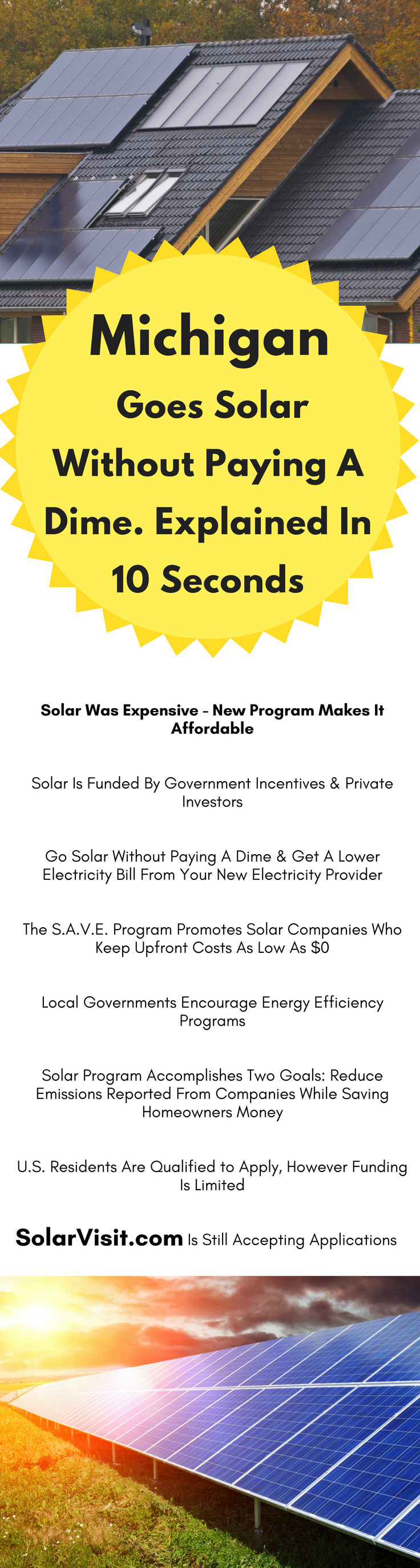 Wonderful Affordable Solar Program Launched In United States For Middle Class  Homeowners