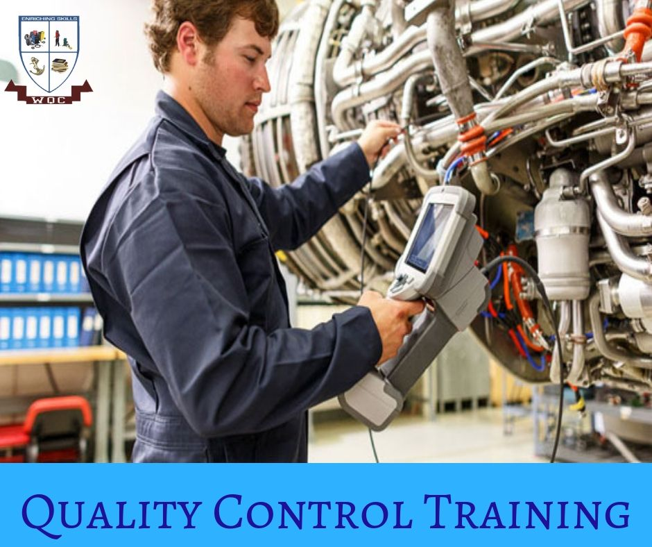 Qc training in mechanical engineering for more information