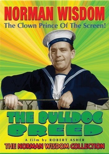 The Bulldog Breed 1960 Norman Wisdom Bulldog Breeds Comedy