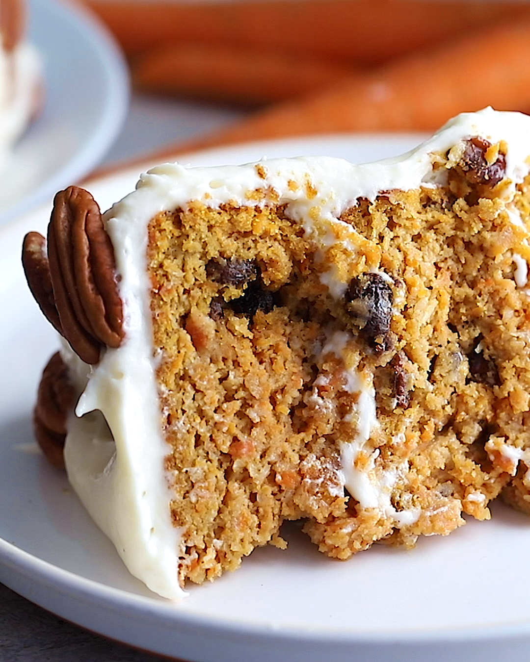 Photo of The Best Healthy Carrot Cake You'll Ever Eat (gluten free & paleo-friendly!)