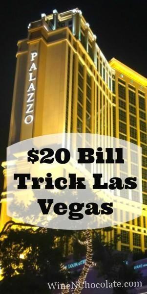 $20 Bill Trick Las Vegas
