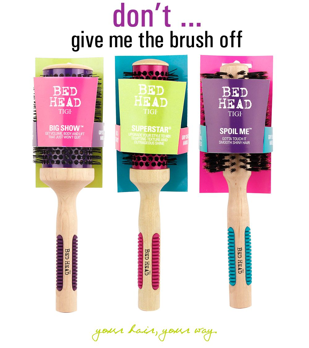 Pin by Bed Head Styling on BRUSH COLLECTION Body waxing
