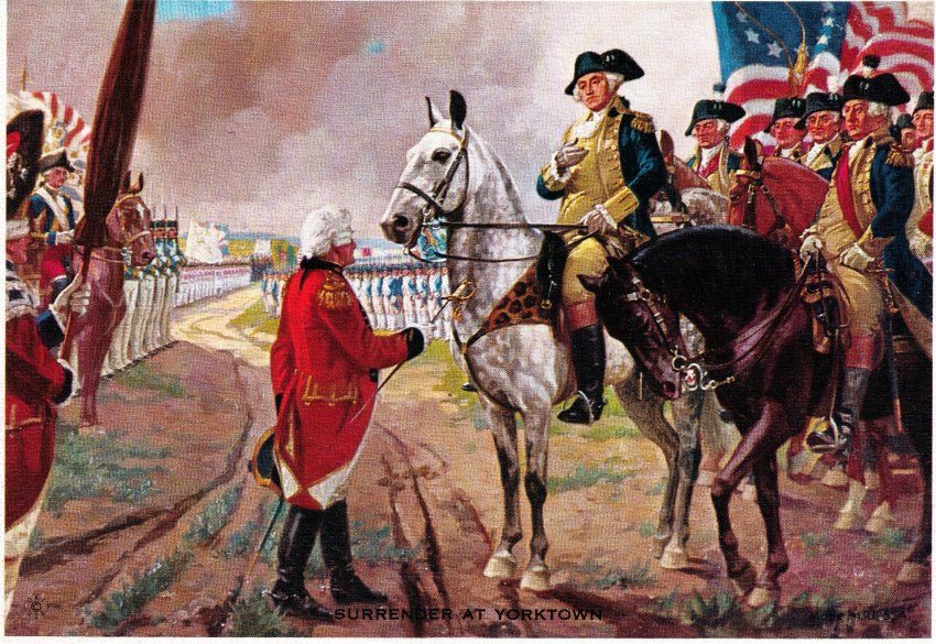 the battle of york town The colonists had chased general cornwallis out of north carolina cornwallis was looking for a place where the british navy could come and pick him up.