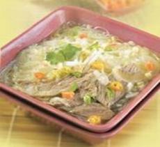Resep Bihun Kuah Dan Cara Membuat Bacaresepdulu Com Resep Makanan Resep Resep Makanan