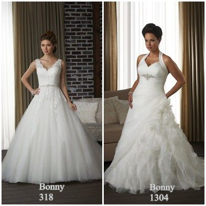 Wedding Dresses For Busted Women