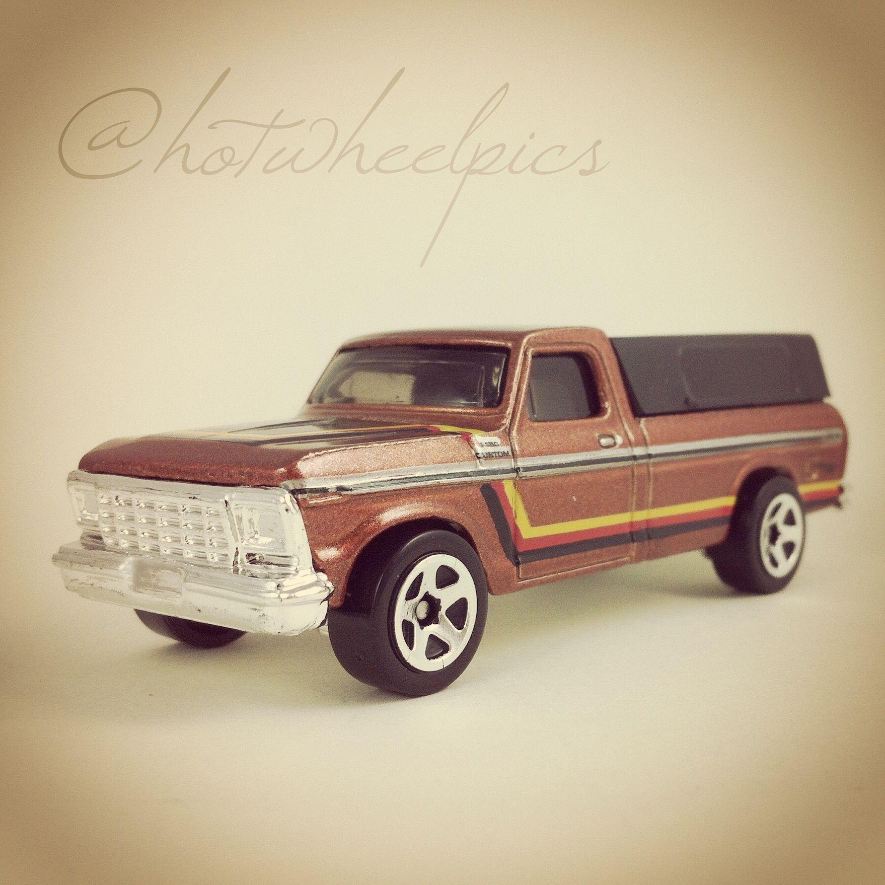 79 ford pickup 2016 hot wheels truck series 3 8 hotwheels