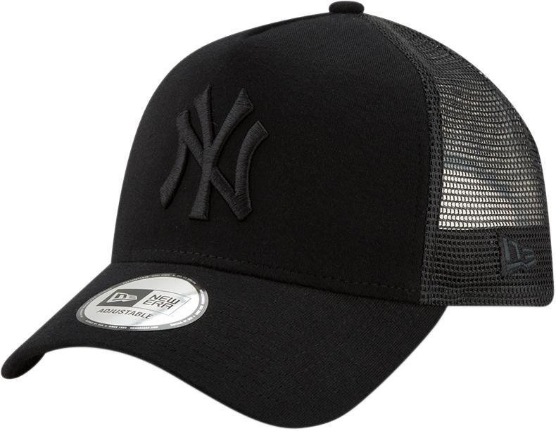 f216c72c943f6d NY Yankees New Era Essential Jersey E-Frame Black Cap in 2019 | MLB ...