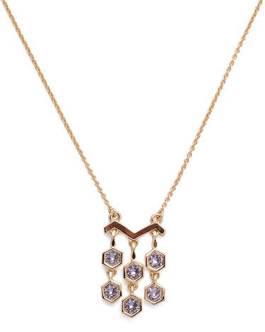 Honey Dew Necklace by JewelMint.com, $29.99