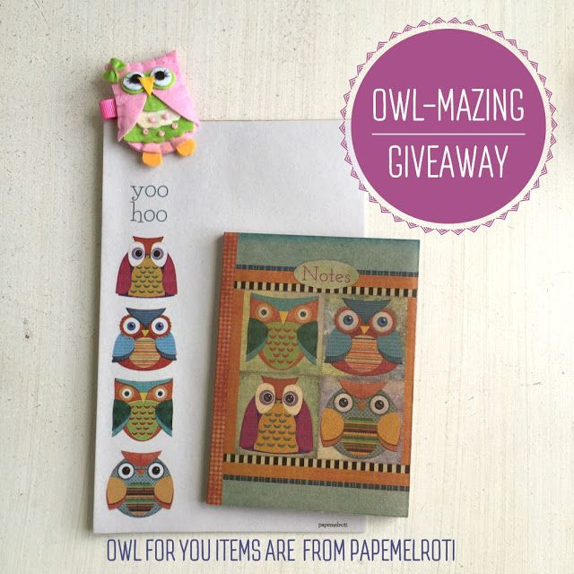 Papemelroti Gifts Decorative Accessories Philippines Owl Mazing
