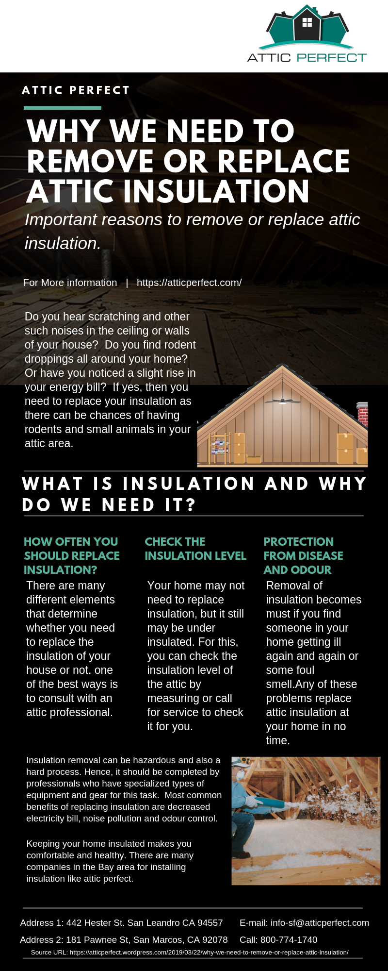 Why We Need To Remove Or Replace Attic Insulation Attic Insulation Replacing Insulation Installing Insulation
