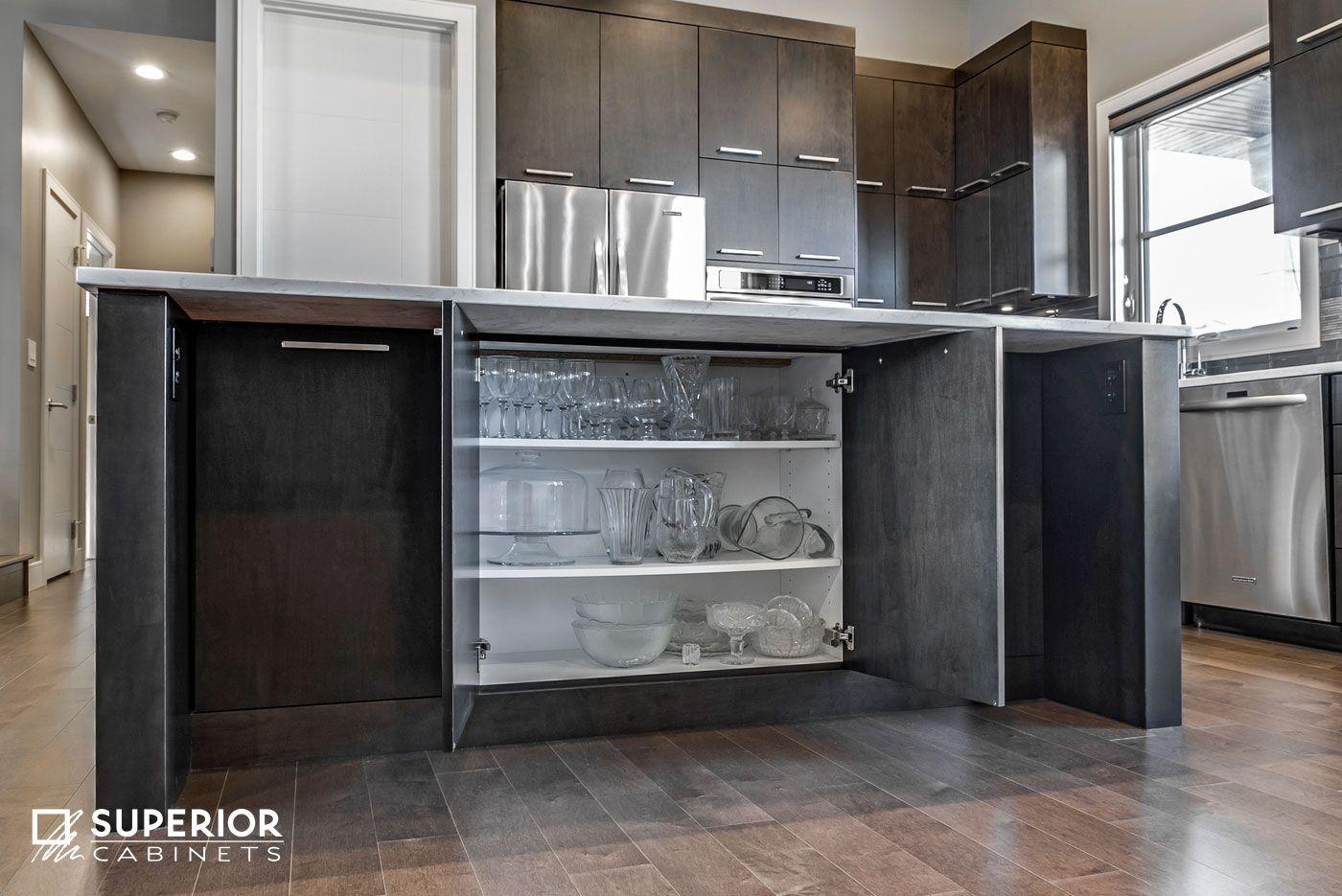 Design By: Kevin Worman, Superior Cabinets Saskatoon; Interior Design:  @studio2point0 ;