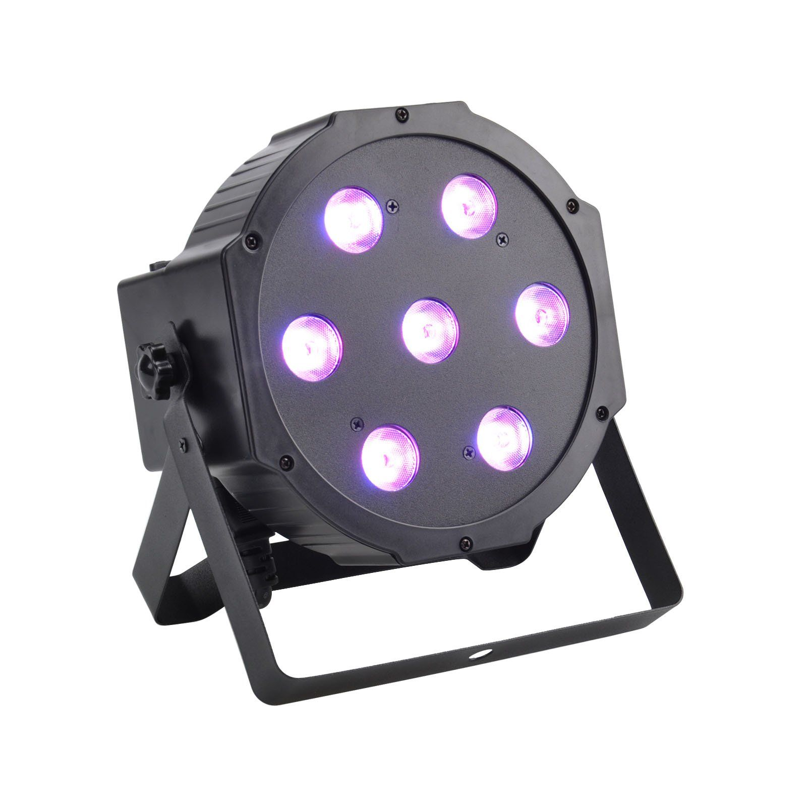 Led Disco Beleuchtung Gbgs Super Bright 7 Led Rgbw Par Light Dmx512 Led Par Can Stage