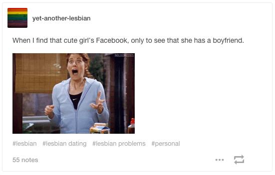 Lesbian personal site web