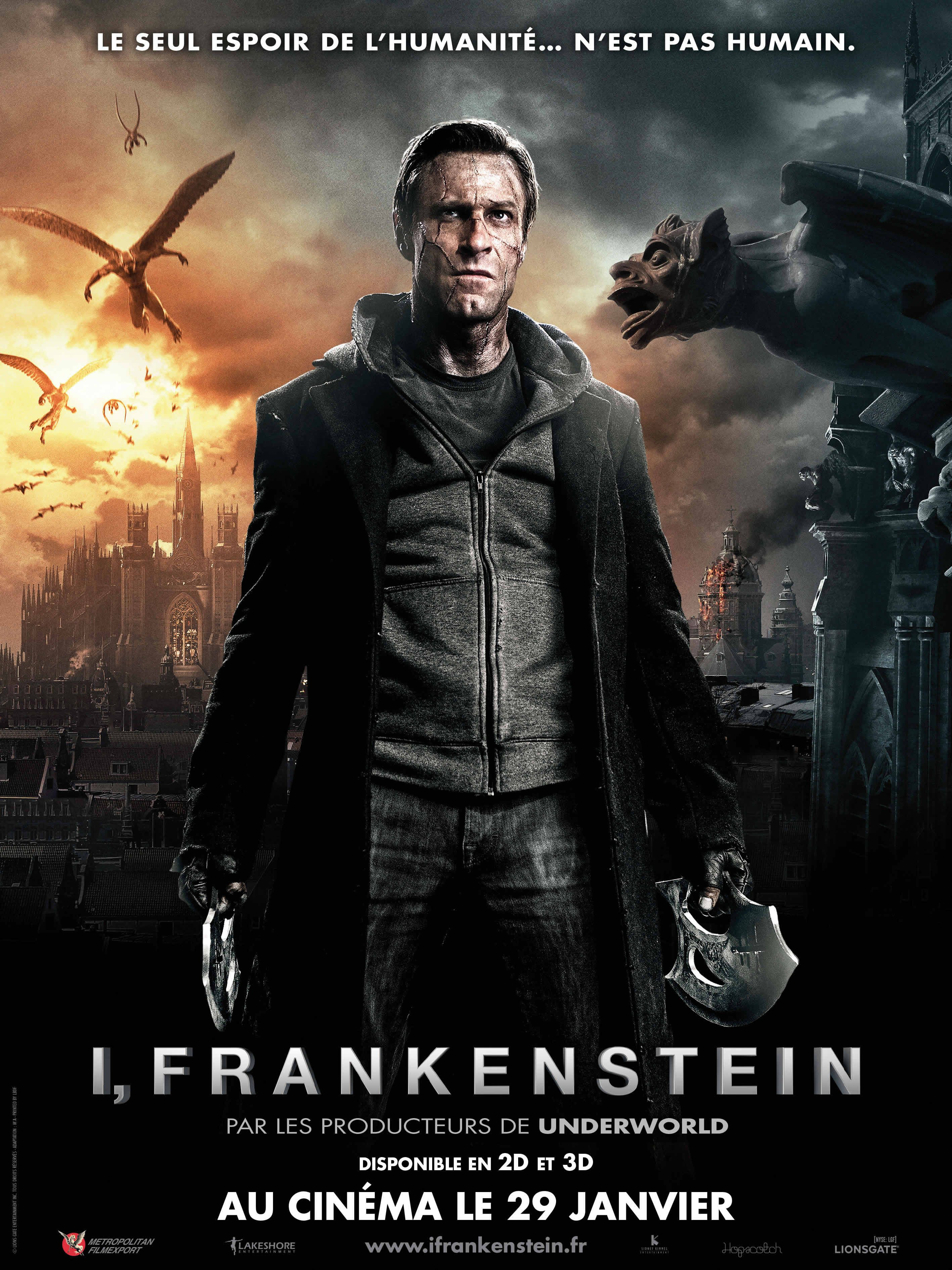 review i frankenstein bd screen caps moviemans guide to the | hd