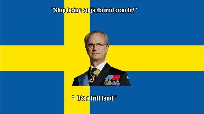 Typical swede